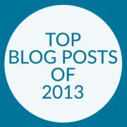 top blog posts 2013