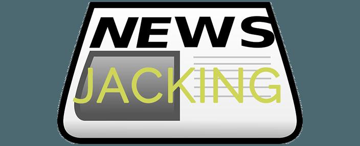 newspaper newsjacking