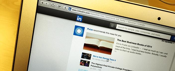 Looking forward with LinkedIn