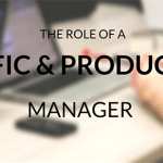 traffic and production manager
