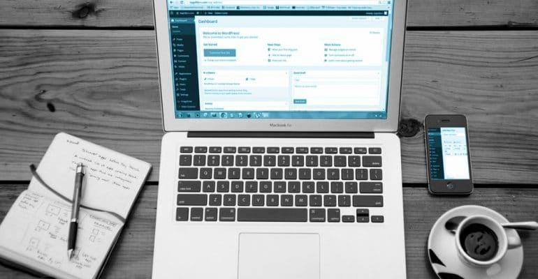 wordpress-website-blog