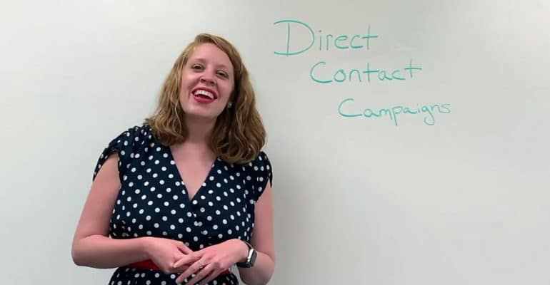 Direct Contact Campaigns and Why Every Step Matters - globalHMA